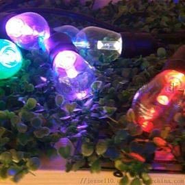 彩灯灯串, RGB圣诞灯, 导光柱装饰灯, led灯串
