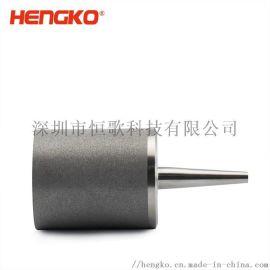 锥头型耐高温防腐防水滤头不锈钢粉末烧结过滤器