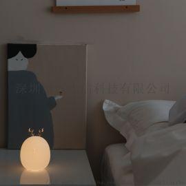叁活小夜灯USB迷你多色拍拍硅胶小夜灯