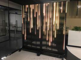 供应小间距led透明屏橱窗广告屏LED冰屏厂家直销