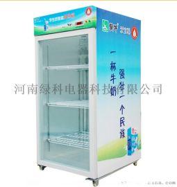 廣西學生奶加熱箱熱奶櫃廠家直銷