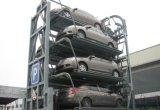 垂直循环立体车库天津非标定制立体停车设备