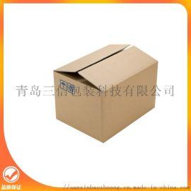 青岛三信包装教您详细区别瓦楞纸板的分类