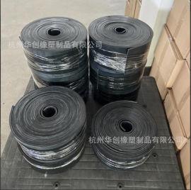 橡胶轨道复合垫板 轨道专用防震弹性垫板