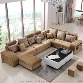 广州工厂定做家庭沙发以及办公沙发