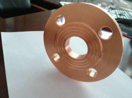 铜铝法兰厂家铜镍合金T2紫铜法兰船标H62纯铜法兰