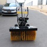 捷克多功能滾刷除雪機 手扶式道路積雪清掃機