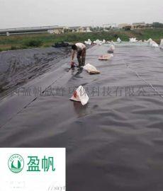 HDPE防渗膜 长丝土工布 垃圾覆盖 防水毯