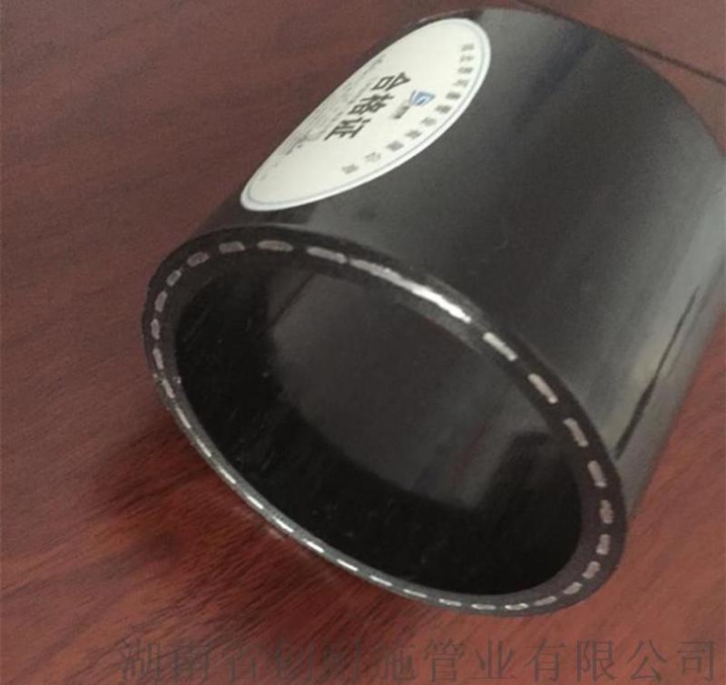 湖南永州孔網鋼帶複合管走熱水的複合管湖南廠家現貨