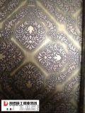 不锈钢镀铜蚀刻花纹板-黑龙江304仿古铜蚀刻
