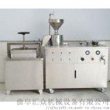 全自动大型商用豆腐机设备 自动小型豆腐机 利之健l
