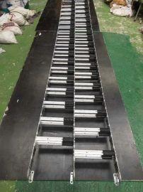 渗碳耐磨钢制拖链 沧州嵘实耐磨钢制拖链