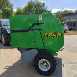 玉米秸秆粉碎捡拾打捆机,全自动小麦秸秆打包机