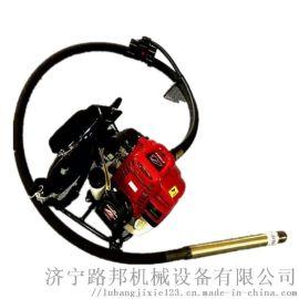 混凝土背负式振动棒 汽油混凝土振棒机