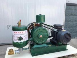 工业废水的搅拌曝气HCC回转风机