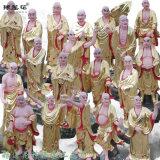 十八罗汉佛像 达摩祖师佛像 立像芭蕉罗汉神像 雕塑