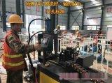 数控小导管打孔机/全自动小导管冲孔机省时省力省人工