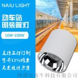 LED70W 75W 80W 90W明裝筒燈防水防塵高空筒燈