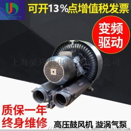 梁瑾12.5KW单叶轮高压鼓风机