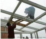南京雲際陽光房改造玻璃維修更換,玻璃幕牆維修