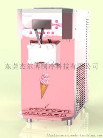 杰尔博大产量冰淇淋机