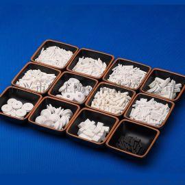 加工定制耐磨家用磨刀棒条陶瓷 户野外便携式便携磨刀片磨刀器陶瓷配件