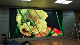 胡桃里LED大屏,舞台背景大屏,高清P2.5显示屏