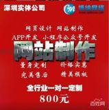 深圳專業網站開發建設公司