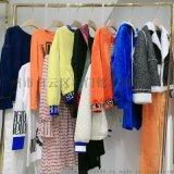 20冬妤写羊绒大衣品牌折扣女装专柜剪标尾货货源
