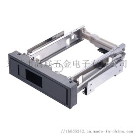 3.5寸光驱位SATA免工具硬盘抽取支架 内置热插拔硬盘盒