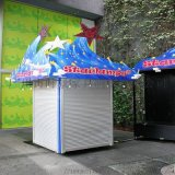 售 亭 多功能创意冰激凌售 亭