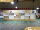供应官方标准华为3.6配件柜体验桌厂家