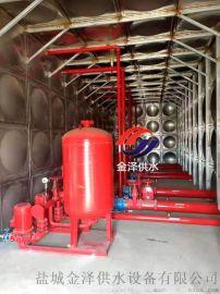 安徽安庆箱泵一体化 消防供水设备