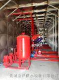 安徽安慶箱泵一體化 消防供水設備