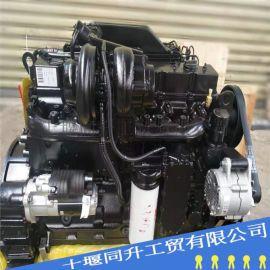 东风康明斯发动机6CT发电机