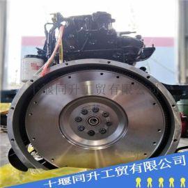 康明斯6缸机械直喷水冷柴油发动机6LTAA8.9
