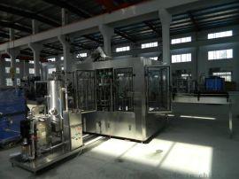 含气饮料灌装机 碳酸饮料灌装生产线