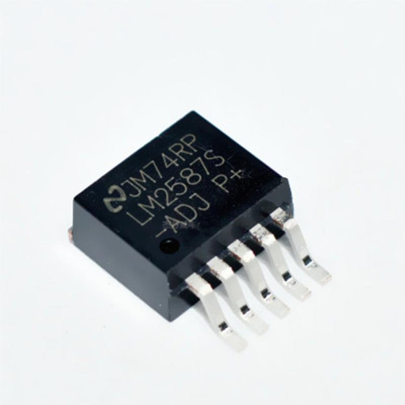 穩壓晶片 LM2587 TO-263