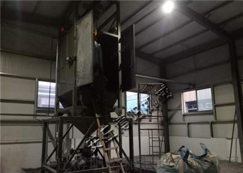 噸袋水泥卸料站 噸袋煤粉卸料站非標定做
