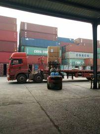 **到维沙卡帕特南港集装箱海运