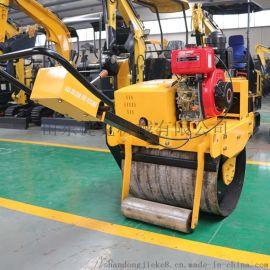 捷克 45公分小型压路机 小型柴油压路机 压实用