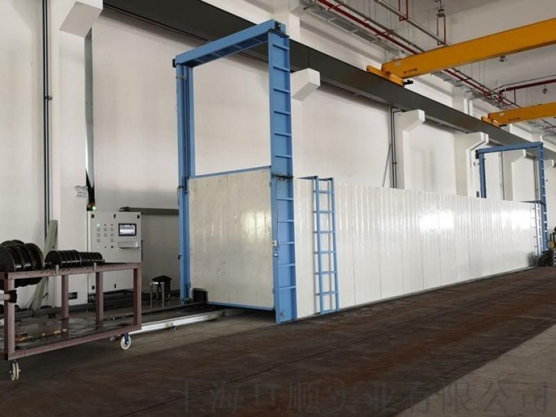 大型烘箱 通道式烘箱 轨道式烘箱 地轨式流水线