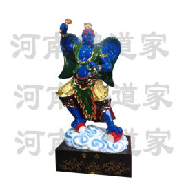 订做雷祖大帝神像 雷公雕塑 四海龙王佛像厂
