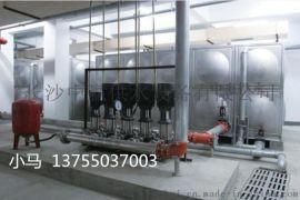 给水变频设备恒压供水机组