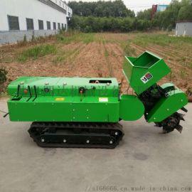 履带式旋耕田园管理机机 功能田园管理机哪里 的便宜