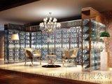 佛山藍博旺供應不鏽鋼恆溫酒櫃 彩色不鏽鋼酒櫃酒架
