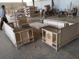 美碩新中式實木沙發客廳組合傢俱禪意輕奢小戶型可拆裝
