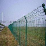 双边丝护栏网厂家直销 双边丝围网