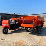 黑龍江玉米三輪撒肥車 有機肥拋灑車 實用三輪撒肥車