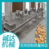豆腐乾風冷設備,豆腐乾多層風冷線,豆腐乾攤涼線